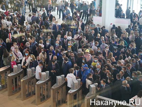 Иннопром-2021(2021) Фото: Накануне.RU