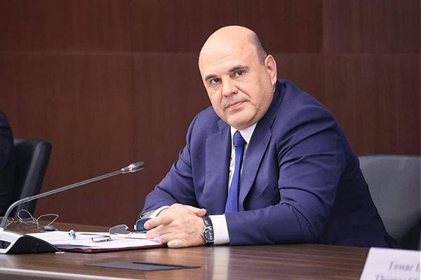 Михаил Мишустин на Иннопром-2021(2021)|Фото: Департамент информационной политики Свердловской области