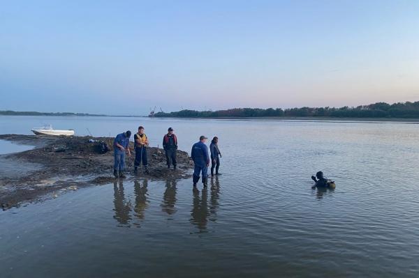 подросток, утонул, Иртыш, поиски, водолазы(2021)|Фото: vk.com/typical_tobolsk