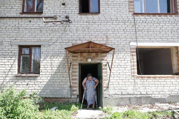 жкх, инвалид, дом(2021) Фото: фонд святой Екатерины