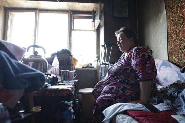 инвалид, ветхое жилье, жкх, пенсионеры(2021) Фото: фонд святой Екатерины