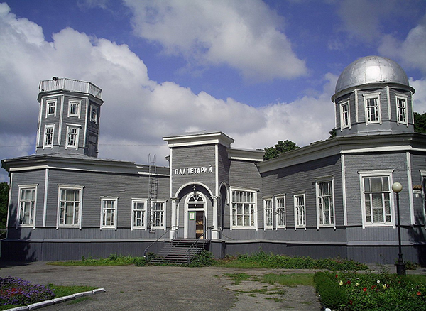 Деревянный планетарий в Пензе(2021)|Фото: wikipedia.org / AAA333