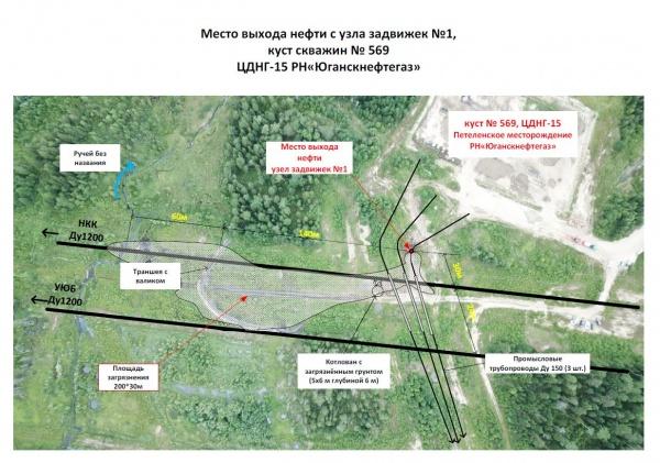 карта, нефтепровод(2021)|Фото: Пресс-служба АО «Транснефть – Сибирь»