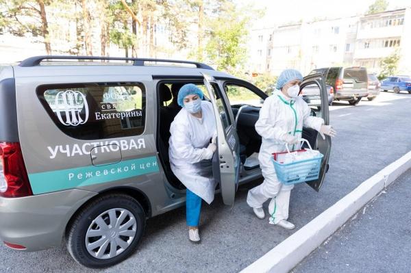 скорая, автомобиль, фонд святой екатерины, медицина(2021)|Фото: фонд святой Екатерины