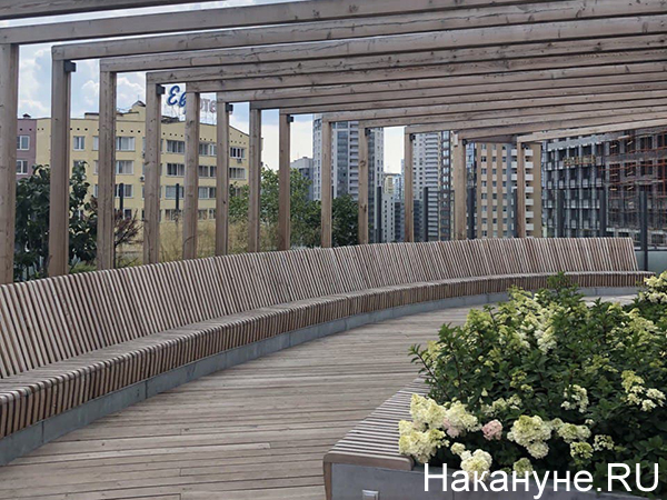 "ЖК ""Форум-сити"" в Екатеринбурге(2021)|Фото: Накануне.RU"