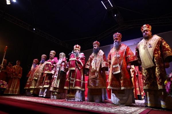 митрополит Евгений, Царские дни(2021) Фото: Екатеринбургская епархия