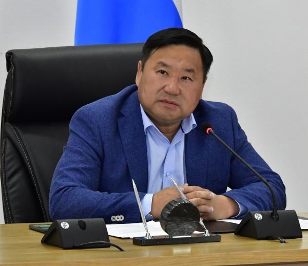 владислав ховалыг , тува(2021)|Фото: пресс-центр правительства Республики Тыва