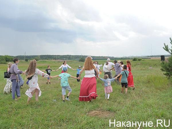 "Праздник хороводов ""Калиновка""(2021) Фото: Накануне.RU"