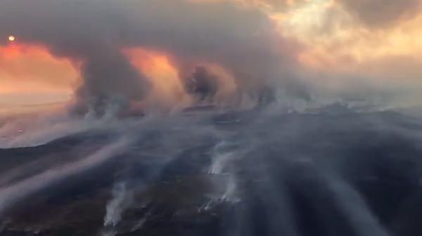 Пожары в Якутии(2021)|Фото: t.me/bazabazon / телеграм-канал Baza