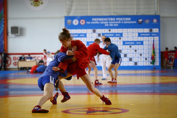 самбо, спорт, дюсш(2021)|Фото: пресс-служба администрации Краснодарского края
