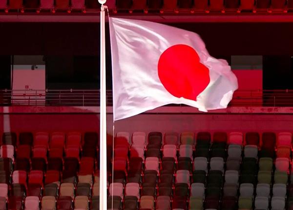 Открытие Олимпиады в Токио.(2021)|Фото: Первый канал