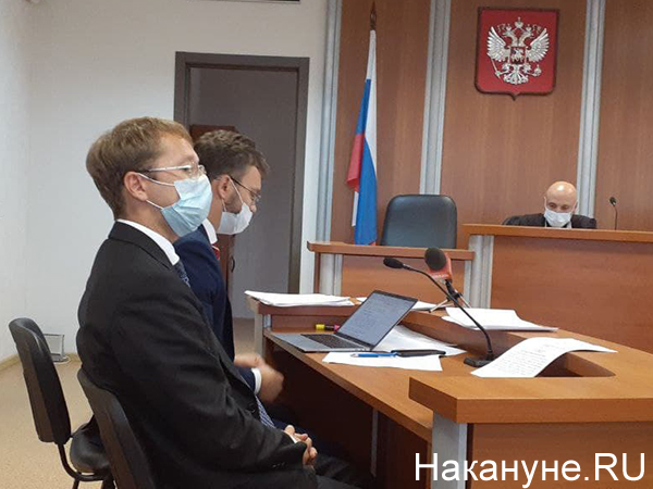 Игорь Ковпак в суде(2021)|Фото: Накануне.RU