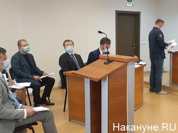 Игорь Ковпак в суде(2021) Фото: Накануне.RU