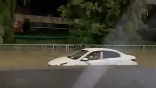 потоп в Сочи, наводнение в Сочи(2021) Фото: vk.com/ДТП и ЧП Сочи