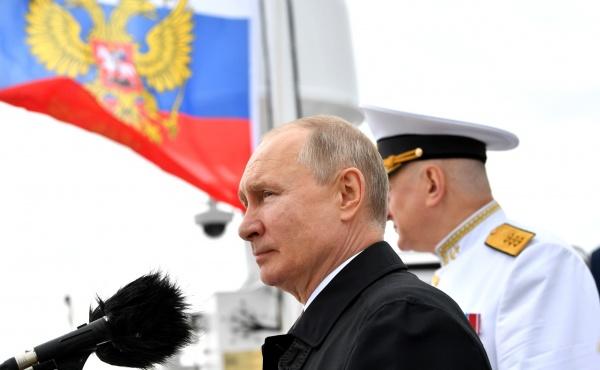 Владимир Путин(2021) Фото: Пресс-служба Кремля