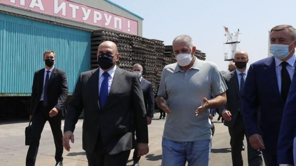 Михаил Мишустин, Итуруп(2021)|Фото: government.ru
