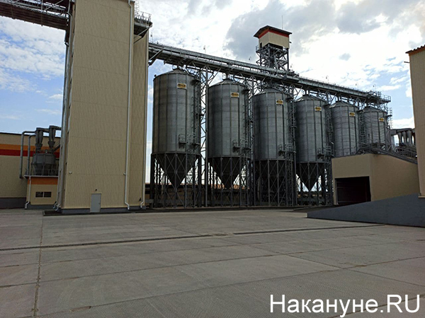 """Завод """"Увелка"""" в Увельском районе Челябинской области(2021) Фото: Накануне.RU"""