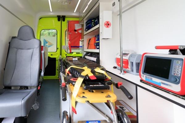 автомобиль скорой помощи, РМК,(2021)|Фото: РМК