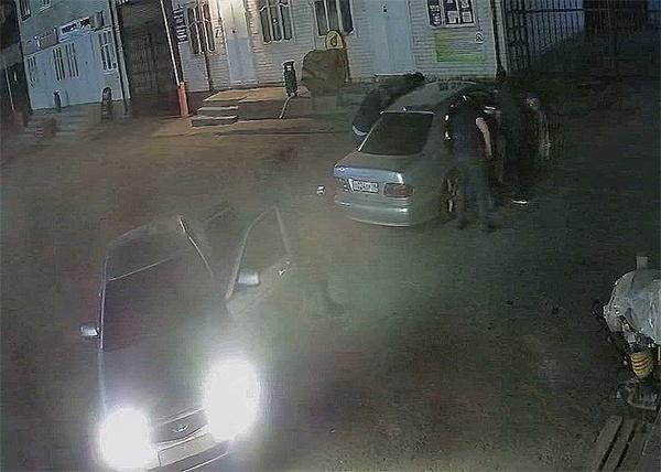 Нападение на сотрудников Партии дела в Ингушетии.(2021) Фото: пресс-служба Партии дела
