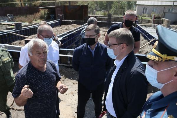 Алексей Текслер, Владимир Якушев(2021)|Фото: пресс-служба губернатора Челябинской области