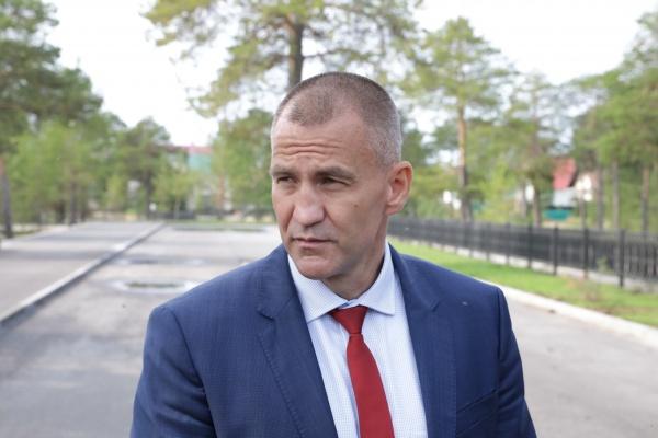 Андрей Трубецкой(2021) Фото: Администрация Сургутского района