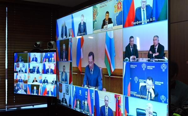 Визит Путина в Челябинскую область(2021)|Фото: kremlin.ru