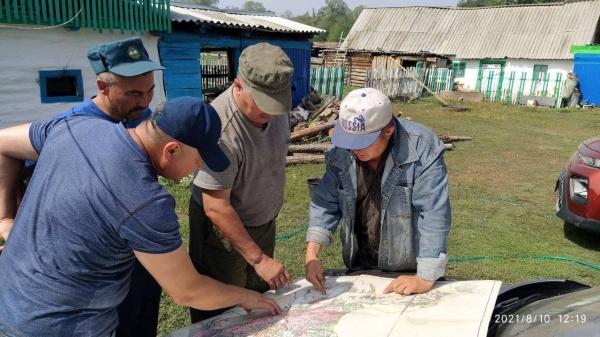 волонтеры на пожарах в Башкирии(2021) Фото: t.me/kushtay