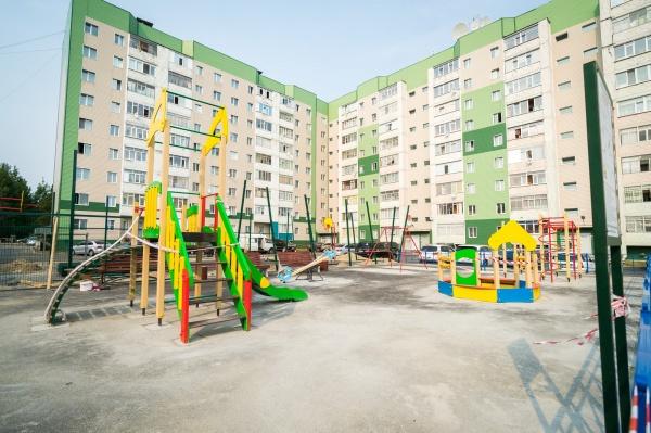 Фёдоровский, двор(2021)|Фото: Центр социальных медиа Югры