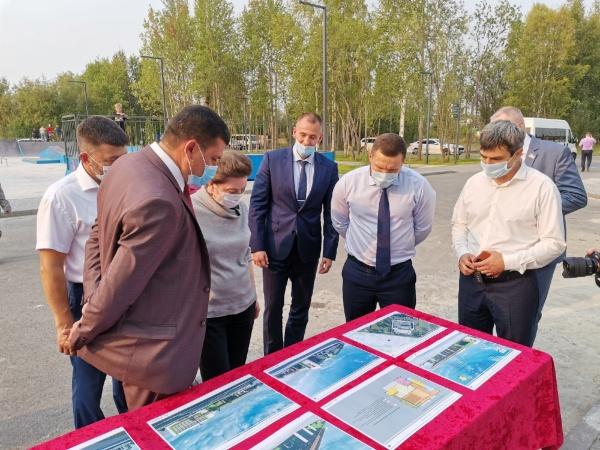 комарова, трубецкой(2021)|Фото: пресс-служба администрации Сургутского района