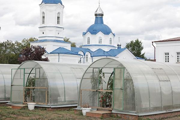 400-летие со дня основания женского Свято-Покровского монастыря в Верхотурье(2021) Фото: Фонд святой Екатерины