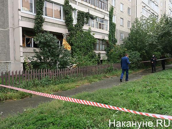 взрыв газа на Уралмаше(2021)|Фото: Накануне.RU