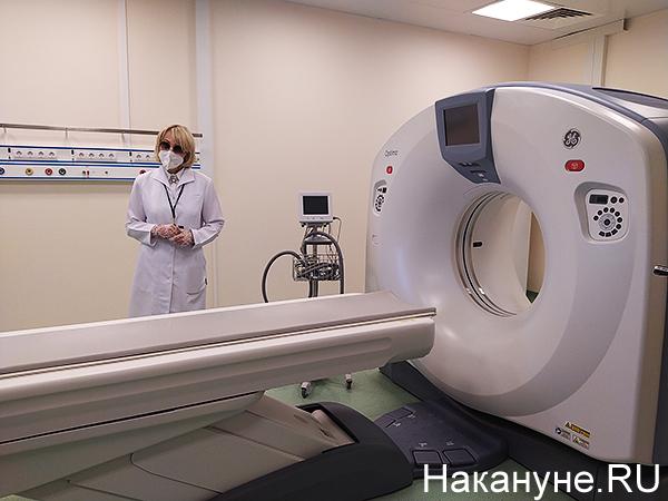 перинатальный центр Сургута, главврач Лариса Белоцерковцева(2021) Фото: Накануне.RU