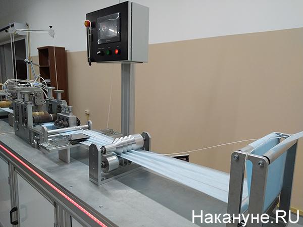 Завод по производству средств индивидуальной защиты, Сургут(2021)|Фото: Накануне.RU