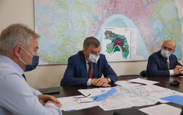 Совещание, Нижневартовск(2021)|Фото: Администрация Нижневартовска
