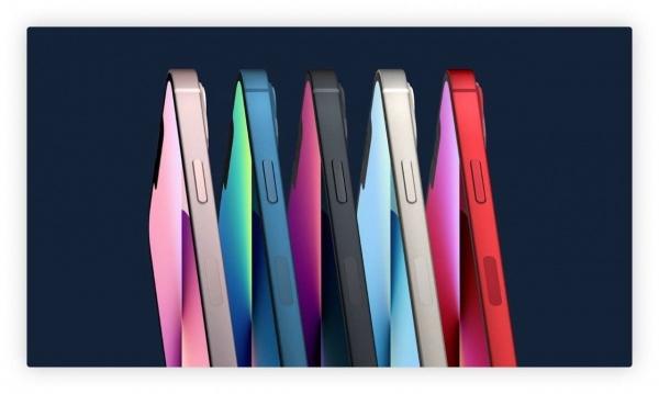 iPhone 13 Apple Айфон(2021) Фото: Apple