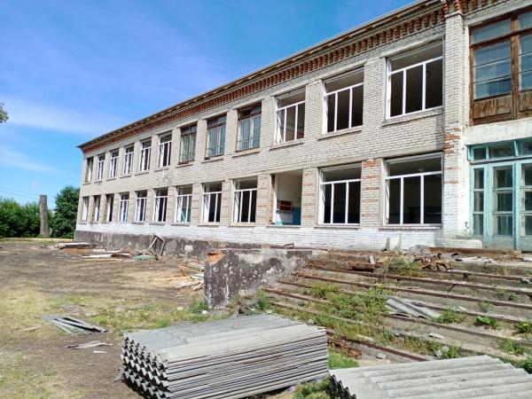 Школа в Кетово(2021)|Фото: Администрация Кетовского района