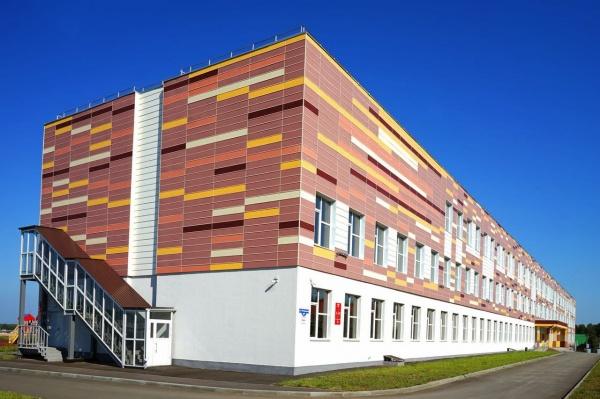 новая школа в Кетово(2021)|Фото: 45everest.ru