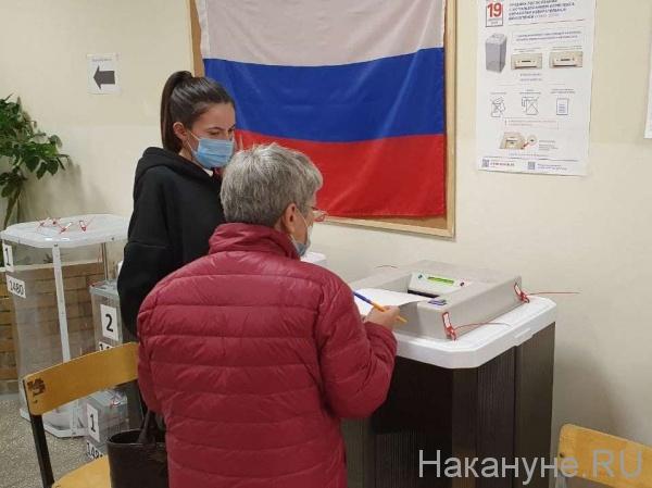 выборы, избирательный участок, КОИБ, голосование(2021)|Фото: Накануне.RU