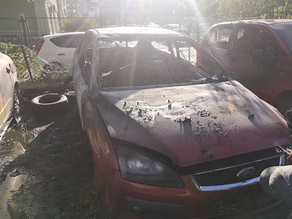 Форд, поджог(2021)|Фото: УМВД по Екатеринбургу