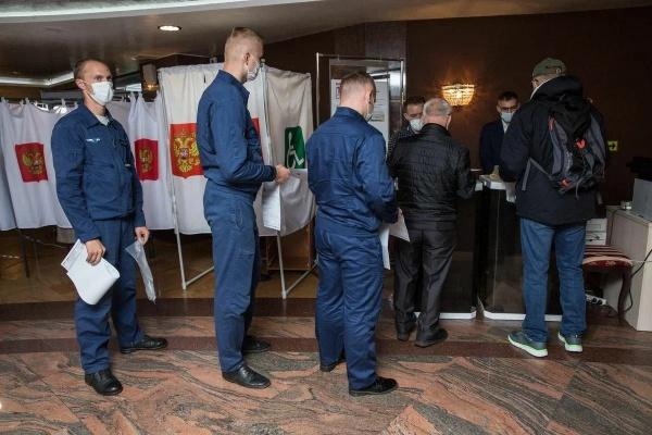 Русские витязи, голосование, выборы(2021)|Фото: ugra-tv.ru