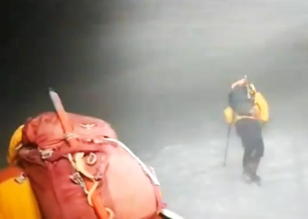 Спасение туристов на Эльбрусе(2021)|Фото: Эльбрусский ВПСО МЧС России