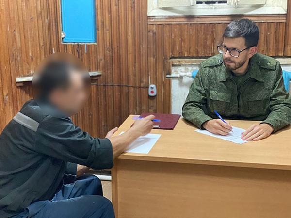Александр Сапегин в суде(2021) Фото: СУ Следственного комитета РФ по Свердловской области