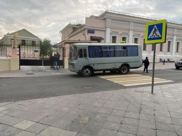 осада Мосгордумы(2021) Фото: Дмитрий Локтев