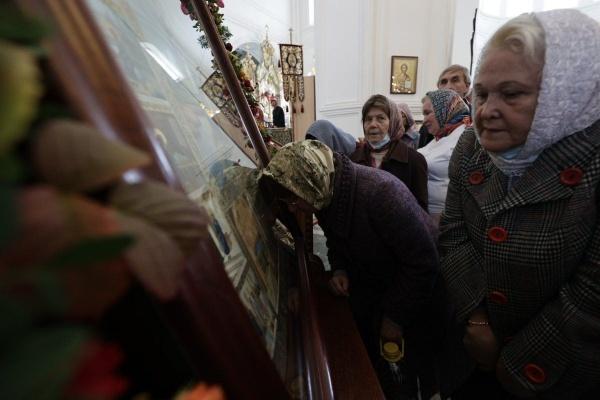 рпц,верхотурье, икона, церковь, прихожане(2021) Фото: фонд святой Екатерины