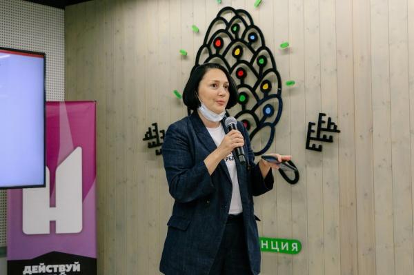светлана селиванова, нижневартовск(2021) Фото: молодежный центр Нижневартовска