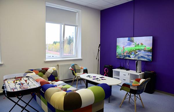 Молодёжный центр в посёлке Высокий Мыс(2021)|Фото: администрация Сургутского района
