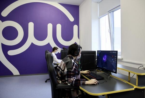молодежь, кибер-спорт(2021)|Фото: пресс-служба администрации Сургутского района
