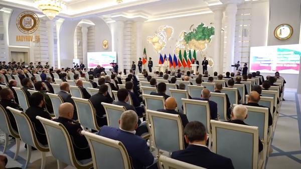 Кадыров, инаугурация, карта(2021)|Фото: instagram.com/ya_pomoshnik_kra_95