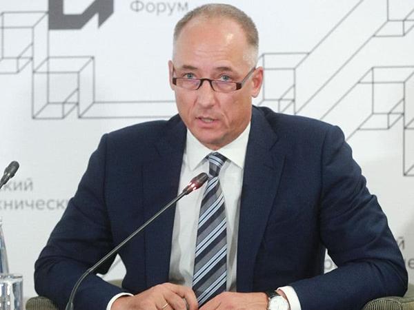 Константин Бабкин на Российском агротехническом форуме(2021)|Фото: пресс-служба РАФ