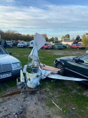 падение самолета в Калининградской области(2021)|Фото: Западное межрегиональное следственное управление на транспорте СК России